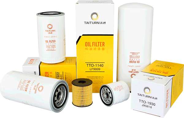 Taiturn Oil Filter