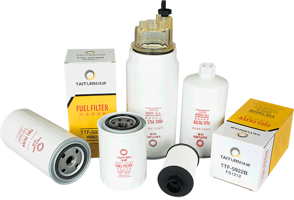 Taiturn Fuel Filter
